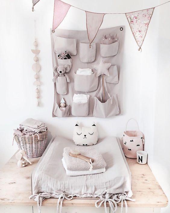 decorar con textiles los cuartos infantiles