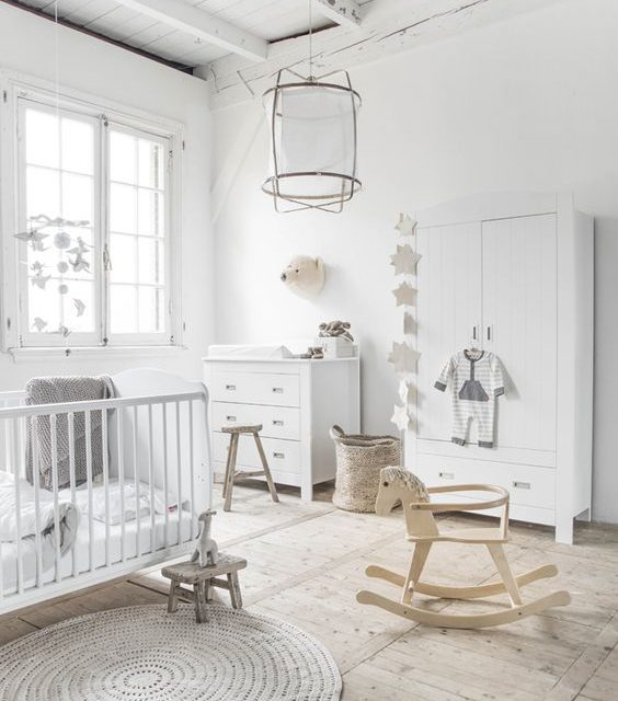 C mo decorar la habitaci n del beb 25 ideas y tendencias - Decorar una habitacion de bebe ...