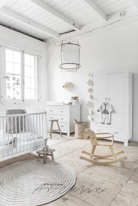 ideas y tendencias para decorar habitacion bebe