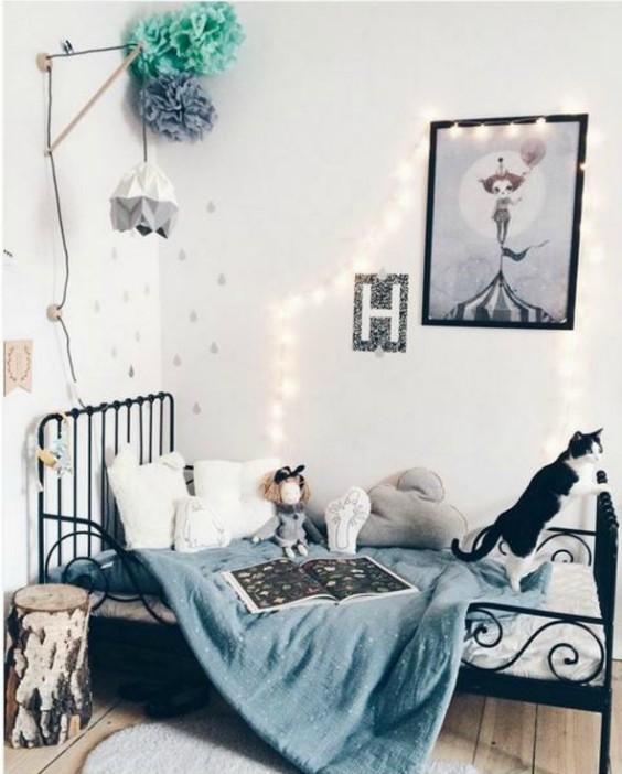 mantas habitaciones infantiles