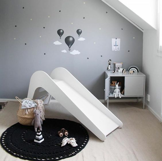 playroom y seguridad