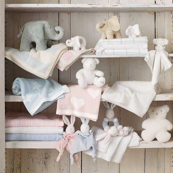 toallas para el cuarto de los peques
