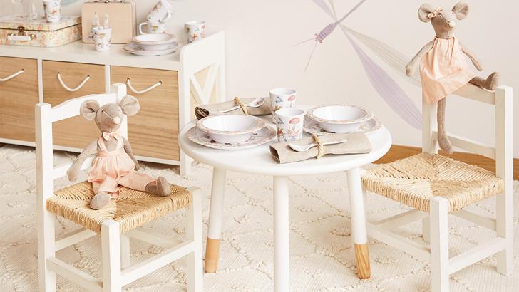 Nueva colecci n zara home kids primavera verano 2017 for Zara home manteles mesa