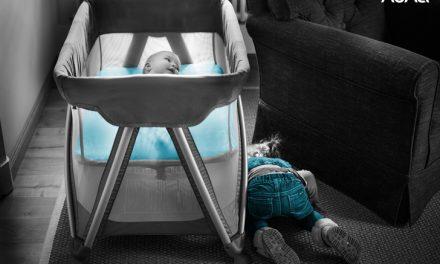 Cuna de viaje Sena de Nuna ¡Confort y diseño!