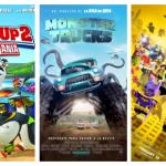 Estrenos de cine infantil 2017