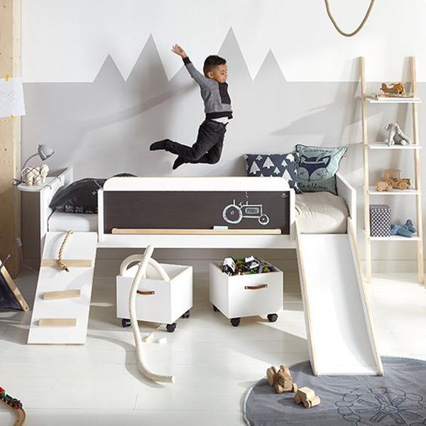 5 camas infantiles s per divertidas decopeques - Fotos camas infantiles ...