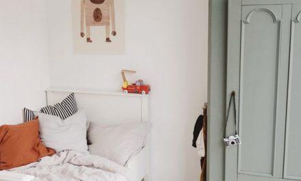 6 Habitaciones infantiles vintage en las que inspirarse