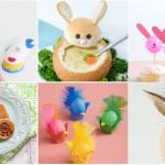 Manualidades y Recetas divertidas para hacer con los niños en Pascua