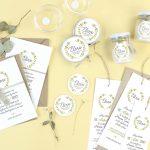 Detalles personalizados para fiestas, bautizos y comuniones en This is Kool