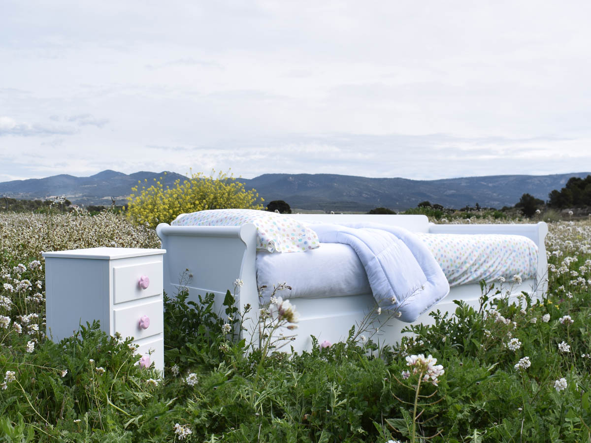 La cama nido m s especial de bainba decopeques for Camas nido originales