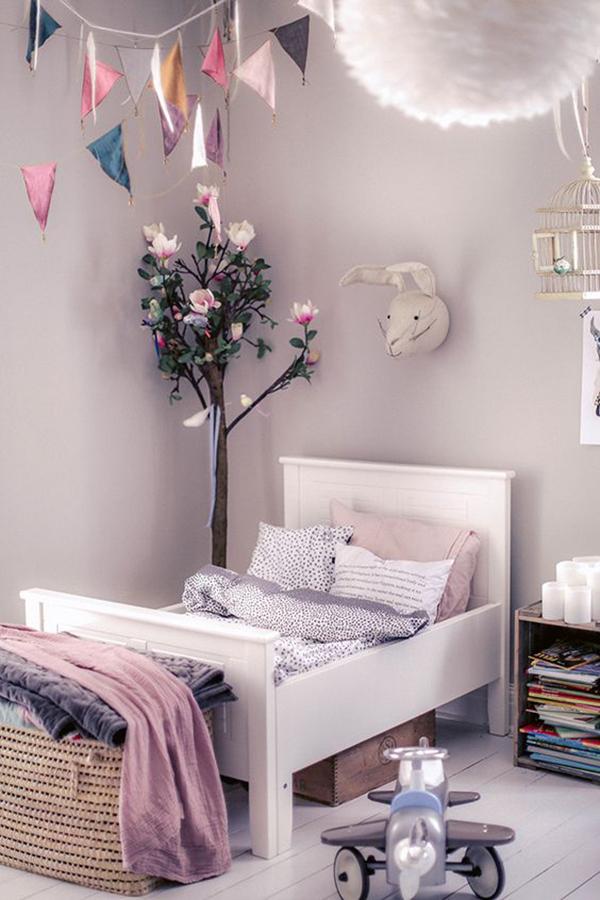 camas de nias en madera