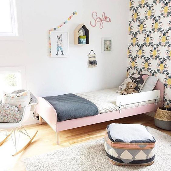 Camas de Niñas- Las 30 camas más bonitas- DecoPeques