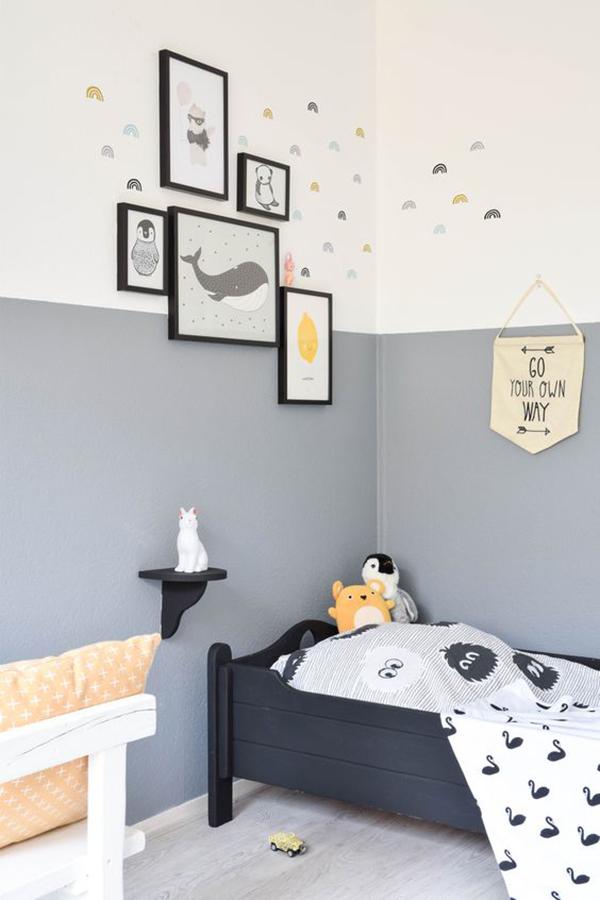 Camas de ni as las 30 camas m s bonitas decopeques - Decorar cama con cojines ...