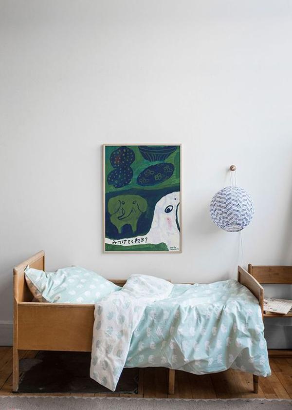 camas de ni as las 30 camas m s bonitas decopeques. Black Bedroom Furniture Sets. Home Design Ideas