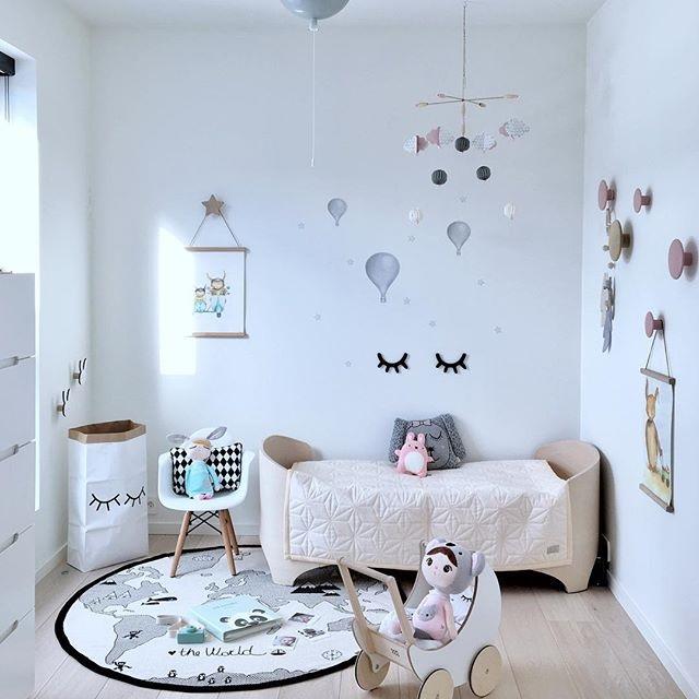 El instagram de inspiraci n escandinava de linnbp77 for Habitacion infantil nordica