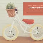 Sorteo: Una bici vintage sin pedales para tu peque