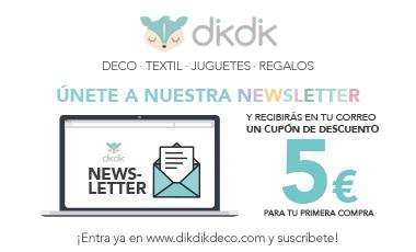 Dik Dik- 5€ de descuento