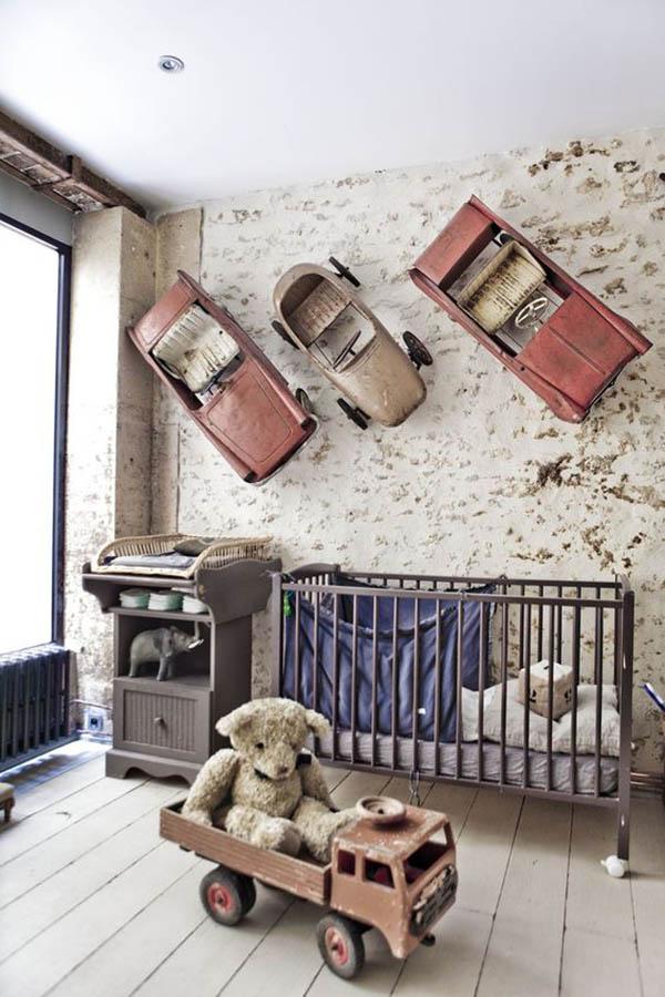 las habitaciones infantiles vintage tienen muchsimo encanto en eso estamos todas de acuerdo pero es que estos cuartos tambin pueden ser de lo ms - Habitaciones De Bebe Originales