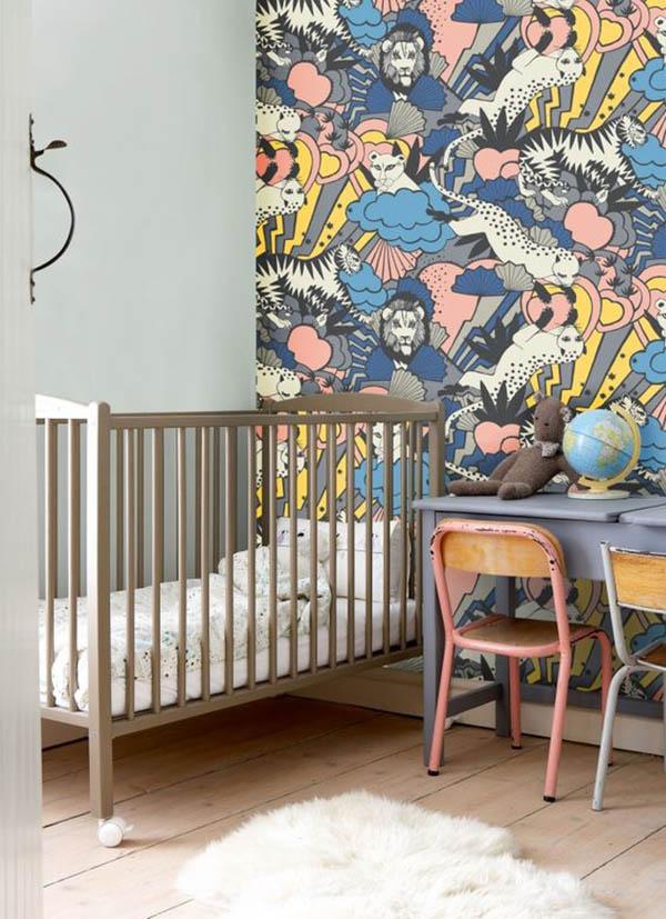 Habitaciones de beb vintage y muy originales decopeques - Habitacion bebe original ...