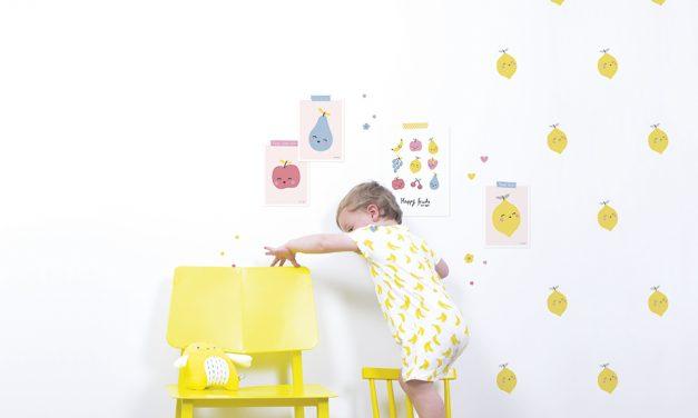 Decora las paredes con los vinilos más famosos de Lilipinso