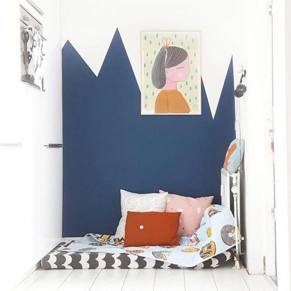 5 habitaciones originales y divertidas en azul | DecoPeques