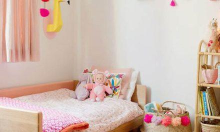 3 habitaciones para niños multicolor que son todo diversión
