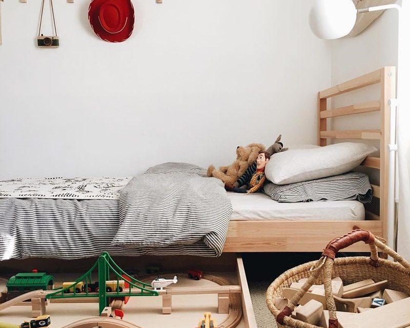 4 ideas diferentes para ordenar los juguetes de tu hijo
