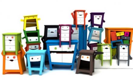 Mobelebt, muebles felices para niños