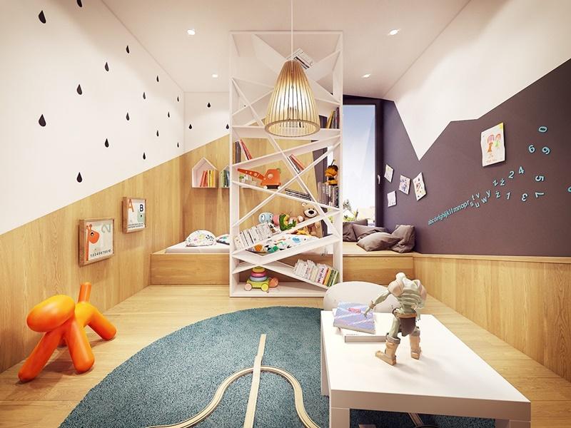 Dise o elegancia y diversi n en habitaciones para ni os y ni as decopeques - Diseno de habitaciones infantiles ...