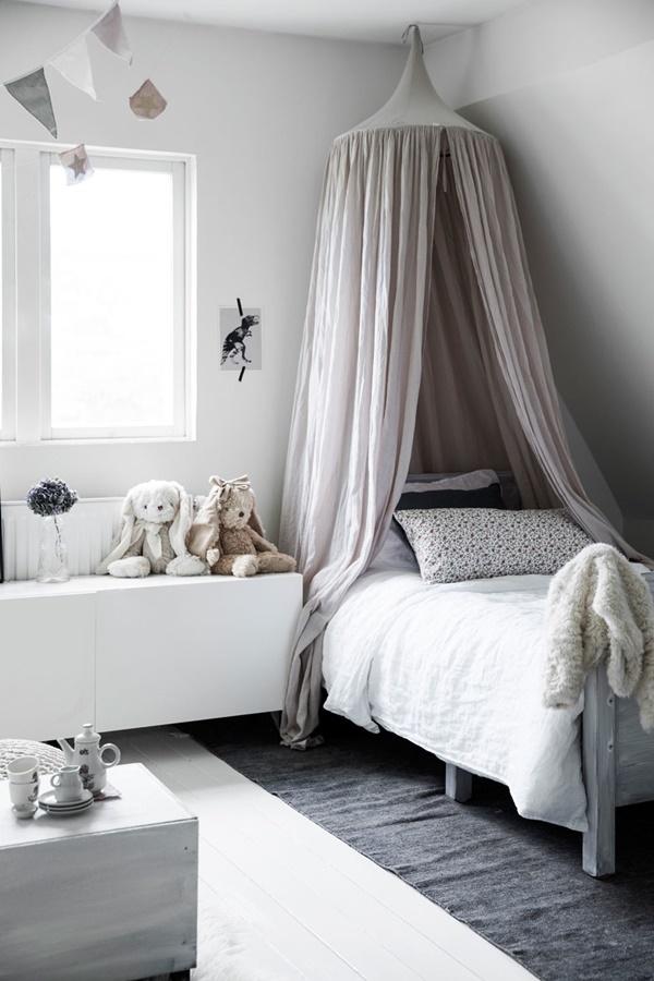 Doseles mosquitera para camas infantiles decopeques - Dosel para cama nina ...