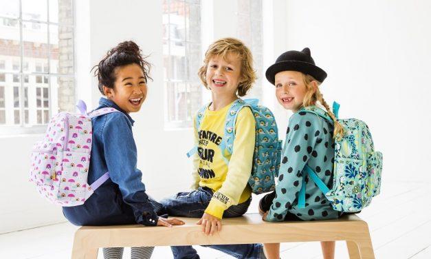 Nuevas mochilas infantiles en Minimoi