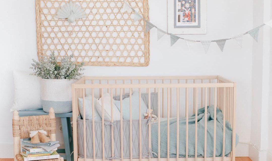 Claves para un cuarto infantil natural