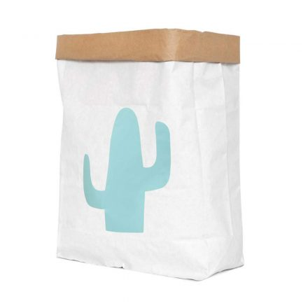 Be-Nized Bag Mini Organizador de Juguetes Cactus Menta