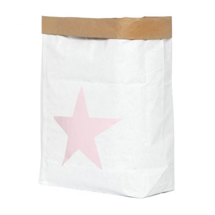 Be-Nized Bag Mini Organizador de Juguetes Estrella Rosa