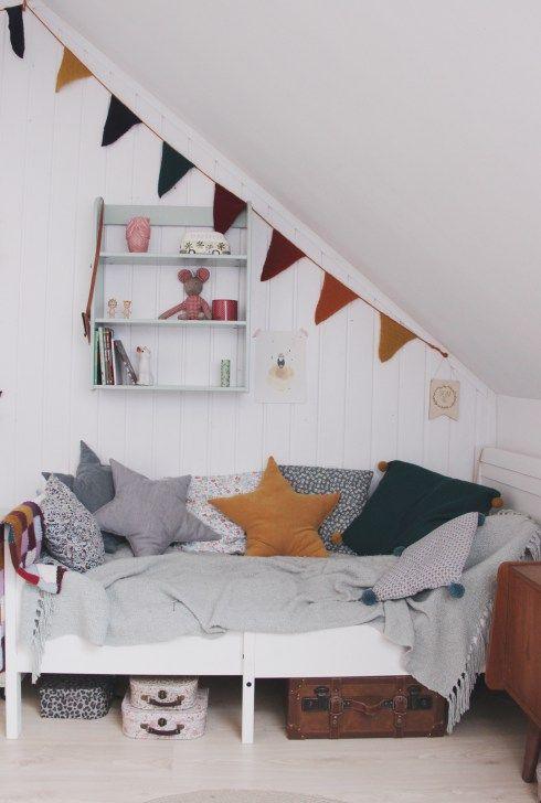 Habitaciones Infantiles Abuhardilladas Ideas Y Fotos