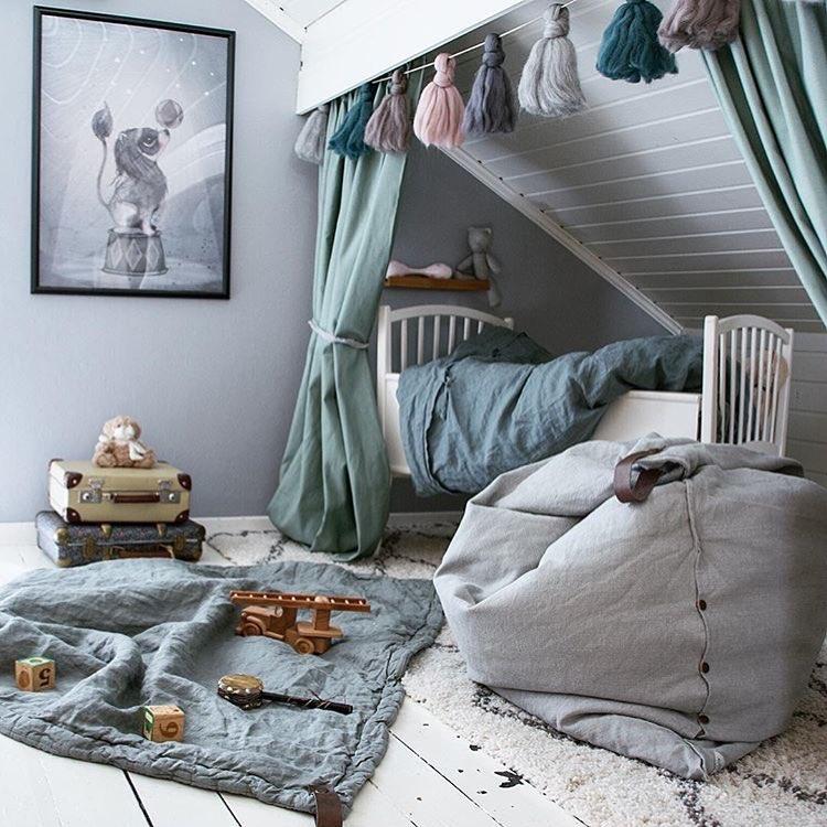 Attic Bedroom Ideas Kids Bedroom Curtains At Walmart Ceiling Colour Combination Bedroom Bedroom Colour White: Habitaciones Infantiles Abuhardilladas. Ideas Y Fotos