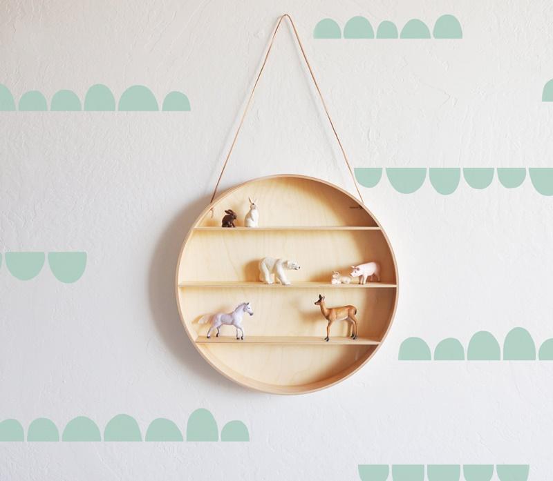 Pegatinas para decorar paredes infantiles decopeques for Pegatinas infantiles