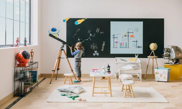 Ambientes Little Inventors de Zara Home