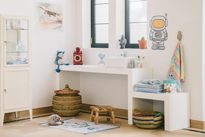 Ambientes little inventors de zara home decopeques - Escalera decorativa zara home ...
