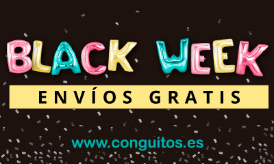 CONGUITOS BLACK WEEK