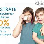 CHINPUM-10% EN TU PRÓXIMA COMPRA