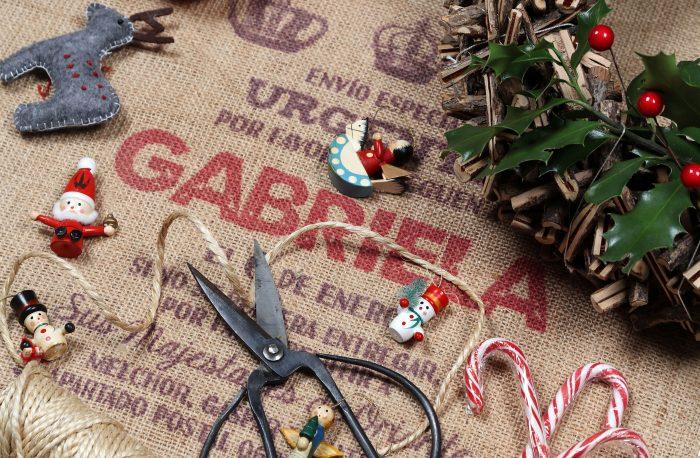 082e011f2 Sacos de Xmas Bag, para una Navidad personalizada   DecoPeques