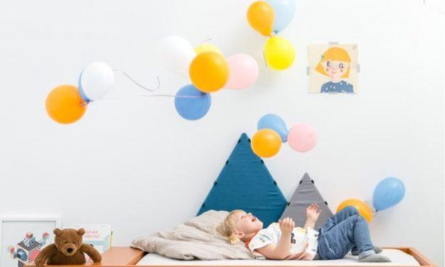 5 dormitorios infantiles que te harán soñar
