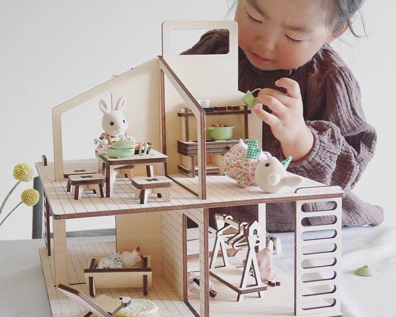 Un mundo de muñecas con Milky_Wood
