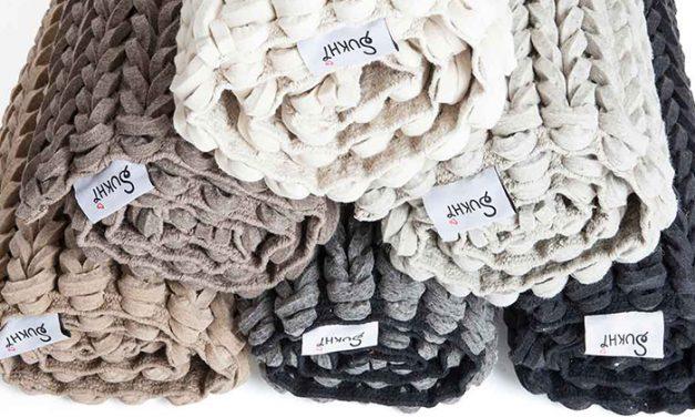 Decorar con las cálidas alfombras de Sukhi