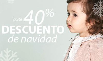 RO INFANTIL:HASTA UN 40% DE DESCUENTO EN ROPA INFANTIL Y GASTOS DE ENVÍO GRATIS