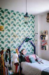 Con Botas de agua: la casa de Susana Sandonis