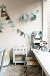 8 ideas con Colores Pastel en la decoración infantil