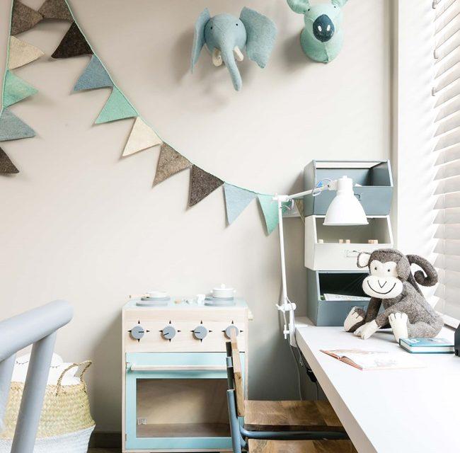 8 ideas con Colores Pastel en la decoración infantil