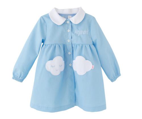 Babi Personalizado Nube Azul por VivirConGusto